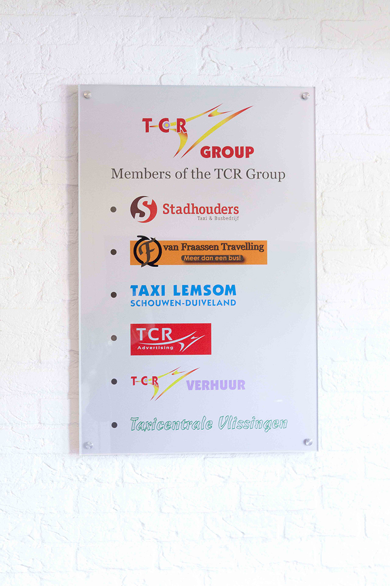 Member of the TCR group